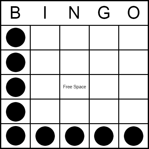 Obsessed image pertaining to printable bingo patterns
